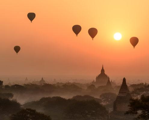Balloons Over Bagan (JEDA008)