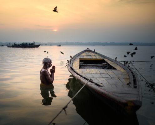 India Varanasi (ALVA008)
