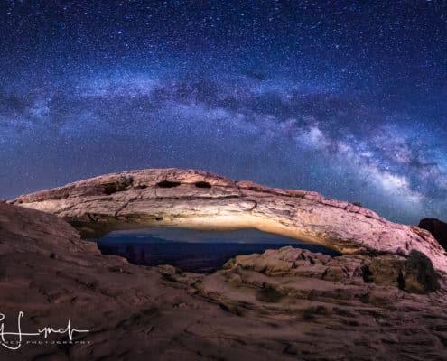 Mesa Arch Milky Way-2