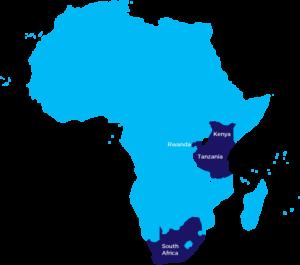 WorldPix Countries in Africa