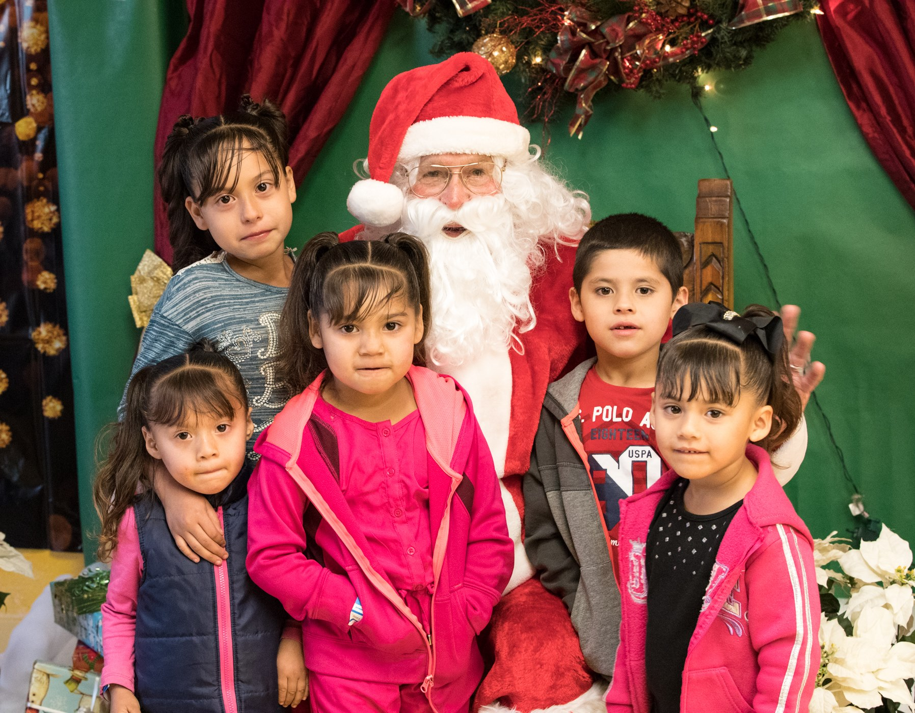 10th Annual Children of the World Christmas Party