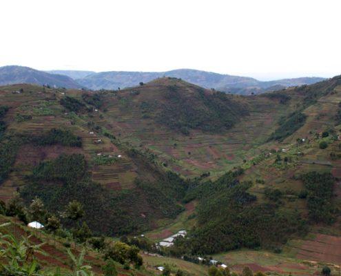 The beauty of Rwanda. (Photo by ARC)