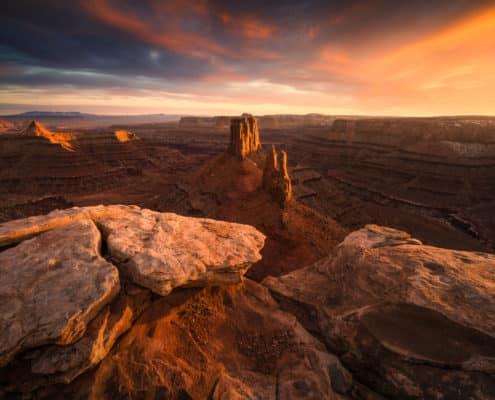 (JoSn008)Marlboro Point Epic Sunset