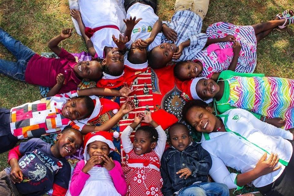 WorldPix visits Kenya Children's Home